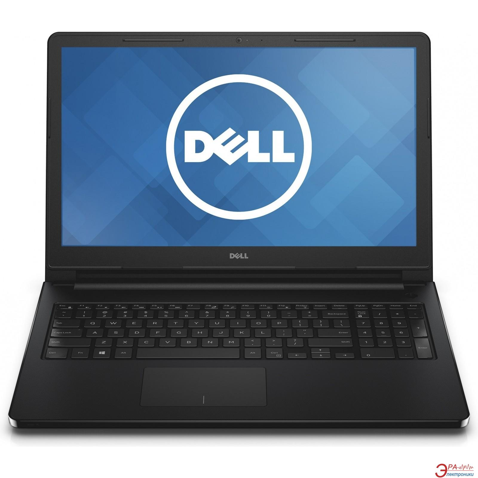 Ноутбук Dell Inspiron 3558 (I35345DIWELK) Black 15,6