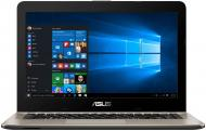 Ноутбук Asus X441UV-WX005D (90NB0C81-M00050) Brown 14