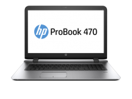 Ноутбук HP ProBook 470 G3 (W4P87EA) Black 17,3