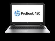 Ноутбук HP ProBook 450 G3 (W4P68EA) Black 15,6