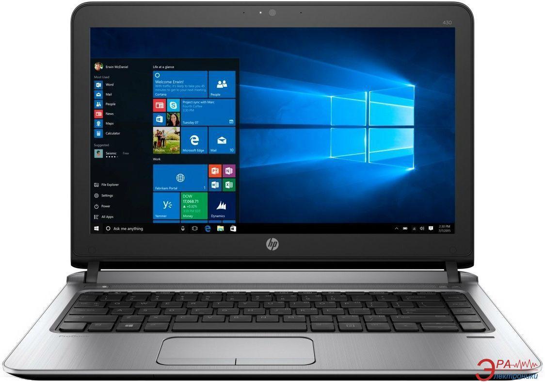 Ноутбук HP ProBook 430 G3 (W4N80EA) Grey 13,3