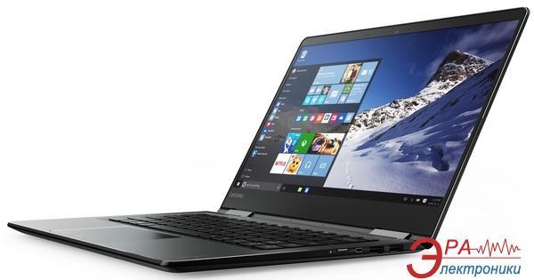 Ноутбук Lenovo YOGA 710-14 (80V4003ARA) Black 14