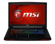 Ноутбук MSI GT72-VR6RE (GT72VR6RE-282UA) Black 17,3