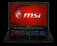 Ноутбук MSI GT72-VR6RD (GT72VR6RD-283UA) Black 17,3