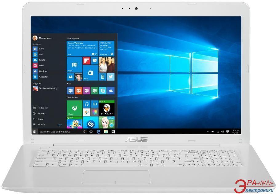 Ноутбук Asus X756UA-T4150D (90NB0A02-M01860) White 17,3