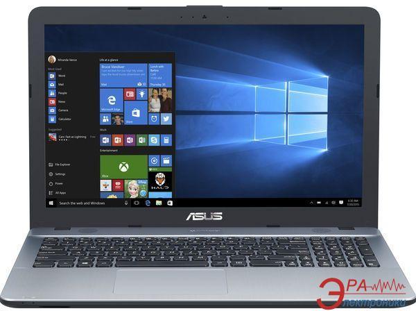 Ноутбук Asus X541SC-XO019D (90NB0CI3-M00300) Silver 15,6