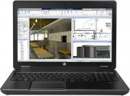 Ноутбук HP Zbook 15 (T7W23ES) Black 15,6
