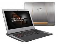 Ноутбук Asus G752VS-GC129R (90NB0D71-M01810) Grey 17,3
