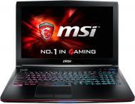 Ноутбук MSI GE62 2QF Apache Pro (GE622QF-425XUA) Black 15,6