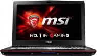 Ноутбук MSI GP62-6QE (GP626QE-1608XUA) Black 15,6