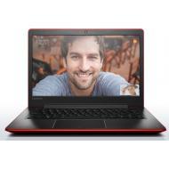 Ноутбук Lenovo IdeaPad 510S (80V0006FRA) Black / Red 13,3
