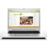 Ноутбук Lenovo IdeaPad 510S (80V0005SRA) White 13,3