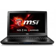 Ноутбук MSI GP62-7QF (GP627QF-1842XUA) Black 15,6