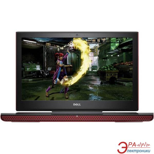 Ноутбук Dell Inspiron 7567 (I7558100DW-51) Black / Red 15,6