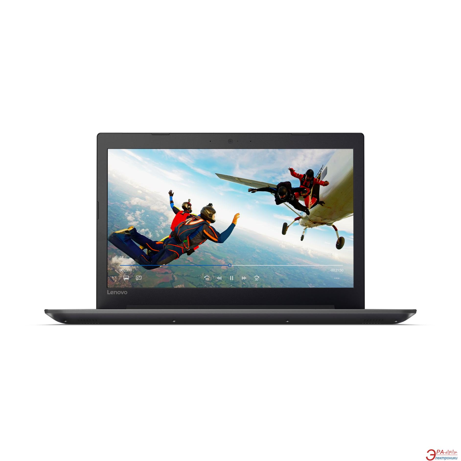 Ноутбук Lenovo IdeaPad 320-15IKB (80XL02X0RA) Black 15,6