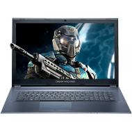 Ноутбук Dream Machines Clevo G1050Ti-17 (G1050Ti-17UA20) Grey 17,3
