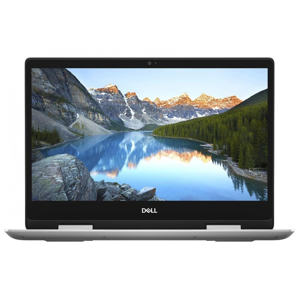 Ноутбук Dell Inspiron 5482 (54i58S2GF13-WPS) Silver 14