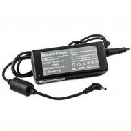 Блок питания PowerPlant для ноутбука Asus 220V, 40W, 19V 2.1A (2.5x0.7mm) (AS40F2507)
