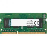 SO-DIMM DDR3 2 Gb 1600 ��� Kingston (KVR16LS11S6/2BK)