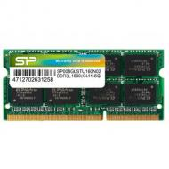 SO-DIMM DDR3 8 Gb 1600 МГц Silicon Power (SP008GLSTU160N02)