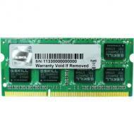 SO-DIMM DDR3 8 Gb 1600 МГц G.Skill (F3-1600C11S-8GSL)