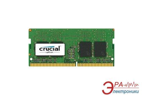 Оперативная память SO-DIMM DDR4 4 Gb 2133 МГц Crucial (CT4G4SFS8213)