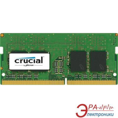 Оперативная память SO-DIMM DDR4 16 Gb 2133 МГц Crucial (CT164SFD8213)