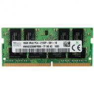 SO-DIMM DDR4 16 Gb 2133 МГц Hynix (HMA82GS6MFR8N-TFN0)