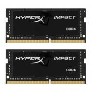 SO-DIMM DDR4 2*8 Gb 2400 ��� Kingston HyperX Impact (HX424S14IBK2/16)