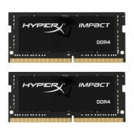 SO-DIMM DDR4 2*16 Gb 2400 ��� Kingston HyperX Impact (HX424S14IBK2/32)