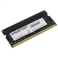 Оперативная память SO-DIMM DDR4 8 Gb 2133 МГц AMD (R748G2133S2S-UO)