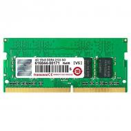 Оперативная память SO-DIMM DDR4 4 Gb 2133 МГц Transcend (TS512MSH64V1H)
