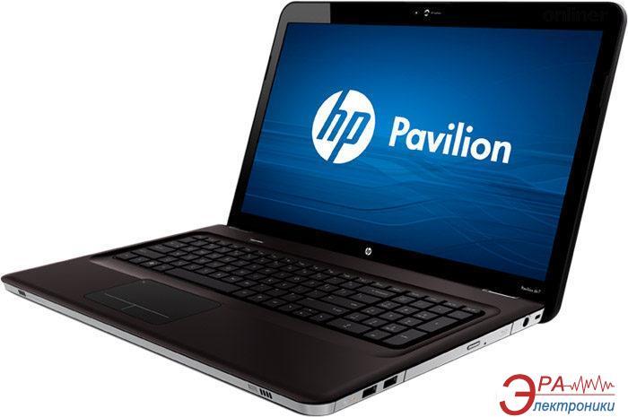 Ноутбук HP Pavilion dv7-4045er (WY044EA) Black 17,3