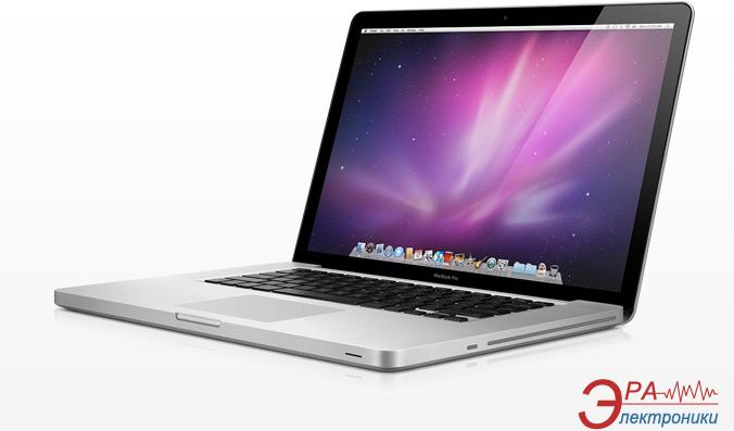 Ноутбук Apple A1297 MacBook Pro (MC024RS/A) (Z0GP0013Y) Black 15,6