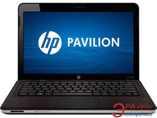 Ноутбук HP Pavilion dv6-3101er (XD542EA) Black 15,6