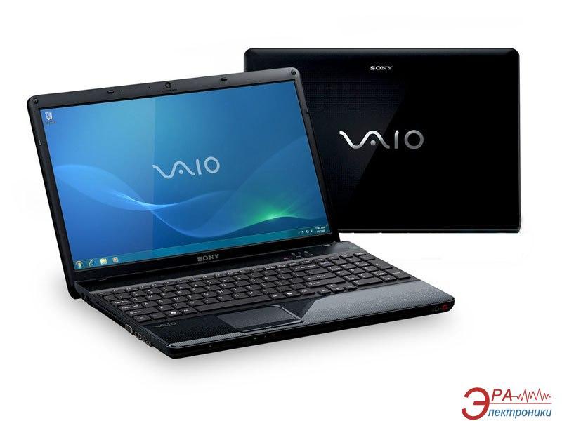Ноутбук Sony VAIO VPC-EB3S1R/BQ.RU3 (VPCEB3S1R/BQ.RU3) Black 15,6