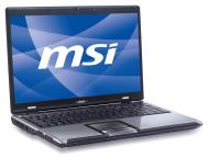 Ноутбук MSI CX600 (CX600-054UA) Black 15,6