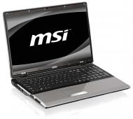 Ноутбук MSI CX620MX (CX620MX-234XUA) Black 15,6