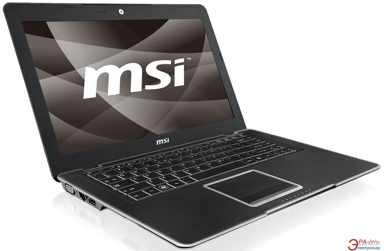 Ноутбук MSI X600 (X600-092UA) Black 15,6