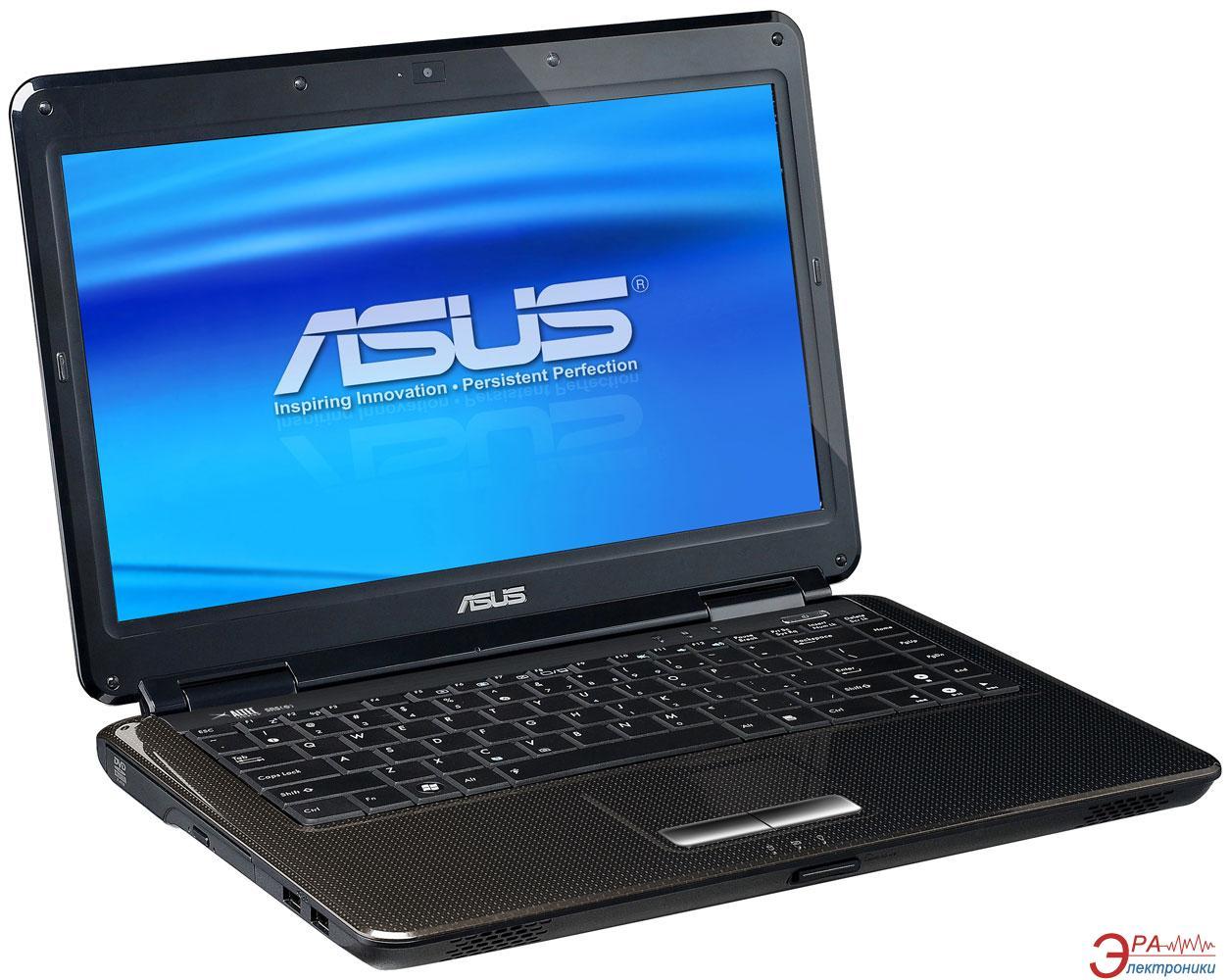 Ноутбук Asus K40AB (K40AB-ZM84SCGDWW) Black 14
