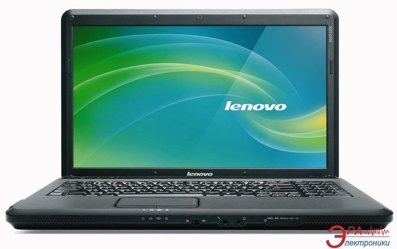 Ноутбук Lenovo IdeaPad G555-3A-1 (59-034049) Black 15,6