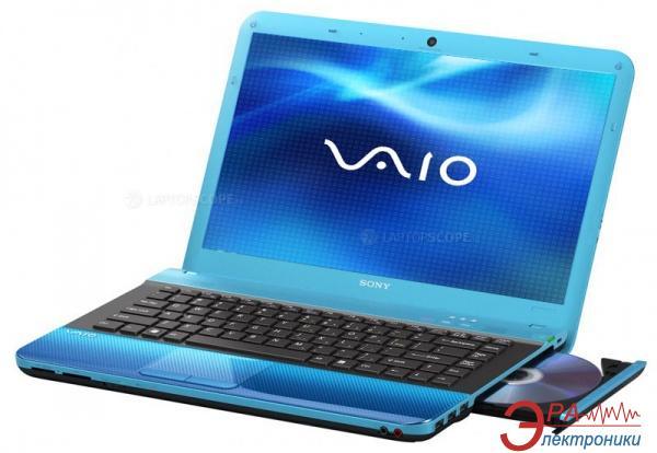 Ноутбук Sony Vaio VPC-EA3S1R/L (VPC-EA3S1R/L) Blue 14