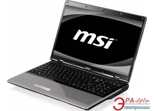 Ноутбук MSI MegaBook CX620 (CX620-067UA) Black 15,6