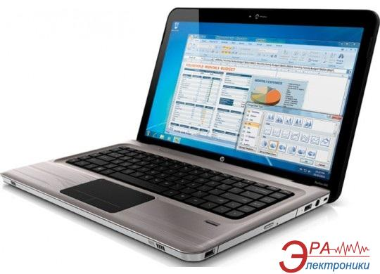 Ноутбук HP Pavilion DV6-3122er (XU631EA) Black 15,6