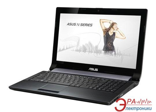 Ноутбук Asus N53JF-SX244V (460M-S4EVAP) Silver 15,6