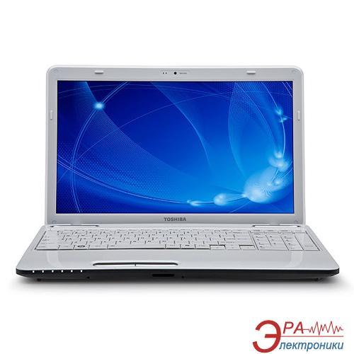 Ноутбук Toshiba Satellite L655-19K (PSK1JE-097015RU) White 15,6
