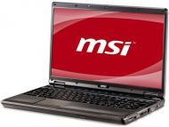Ноутбук MSI MegaBook GE600 (GE600-225XUA) Black 15,6