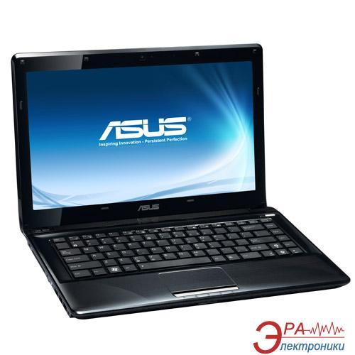 Ноутбук Asus A42F-VX223D (P6100-S2CDWN) Black 14