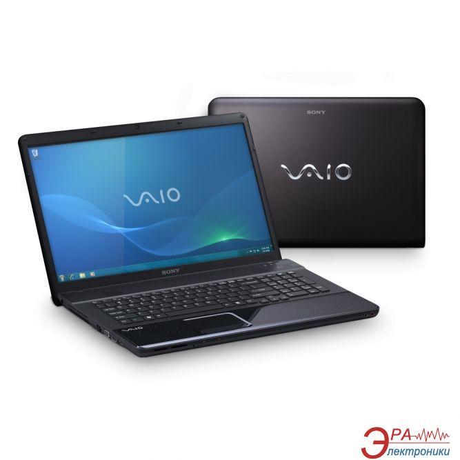 Ноутбук Sony VAIO VPCEB4S1R/BQ (VPCEB4S1R/BQ.RU3) Black 15,6