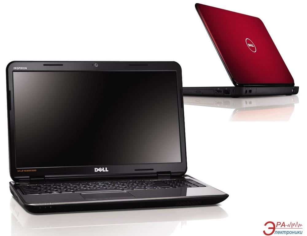 Ноутбук Dell Inspiron M5010 (M5010HP360D3C500BLred) Red 15,6
